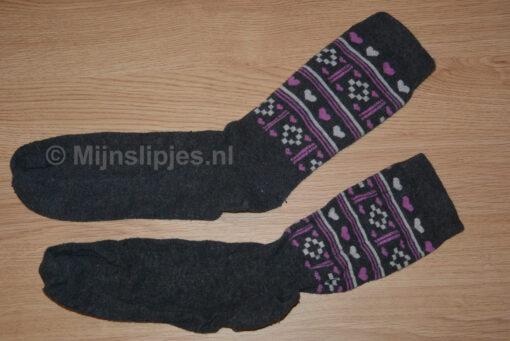 Vaak gedragen sokken